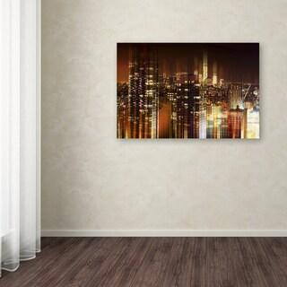 Philippe Hugonnard 'Urban Stretch NYC II' Canvas Art
