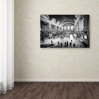 Philippe Hugonnard 'Grand Central Terminal NYC' Canvas Art