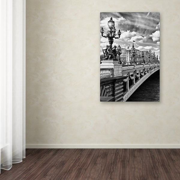 Philippe Hugonnard 'Alexandre III Paris' Canvas Art