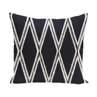 16 x 16-inch Gate Keeper Geometric Print Outdoor Pillow