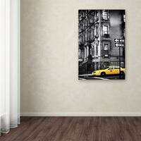 Philippe Hugonnard 'NYC Yellow Cab' Canvas Art