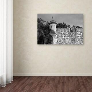CATeyes 'Castillo de San Felipe del Morro 3' Canvas Art