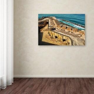 CATeyes 'Castillo de San Felipe del Morro 6' Canvas Art
