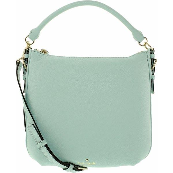 190162ab5 Shop Kate Spade Cobble Hill Small Ella Grace Blue Satchel Handbag ...