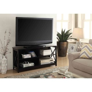 Copper Grove Cranesbill X-base TV Stand