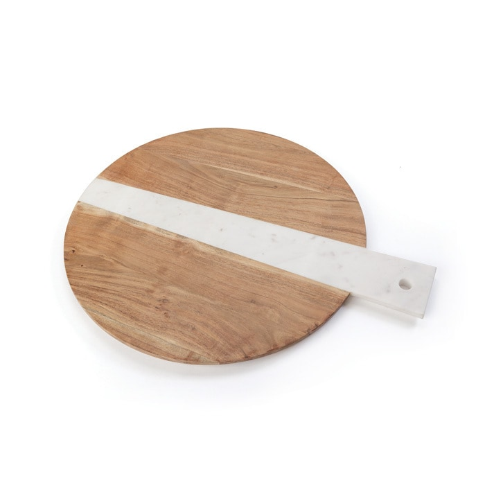 Axed Cutting & Cheese Board (Hip Vintage Charcutier Board...
