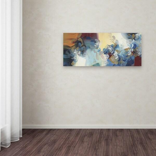 Andrea 'Sunrise' Canvas Art
