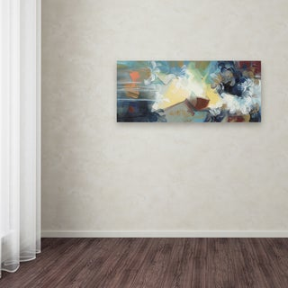 Andrea 'Sunset' Canvas Art