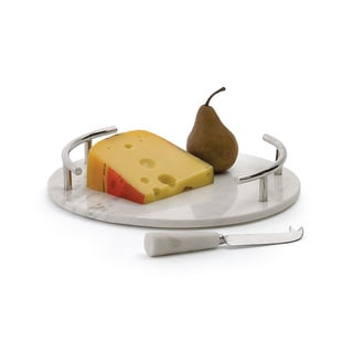 Hip Vintage Round Cheeseboard with Knife