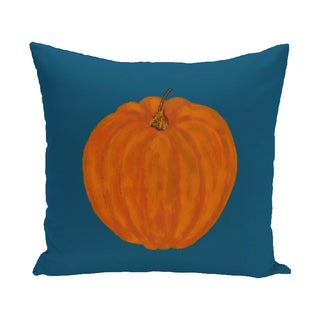 16 x 16-inch Li'l Pumpkin Holiday Print Outdoor Pillow