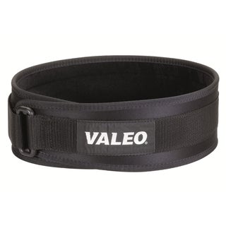 Valeo VLP4 Black 4-inch Performance Lifting Belt