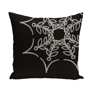 16 x 16-inch Web Art Holiday Print Outdoor Pillow