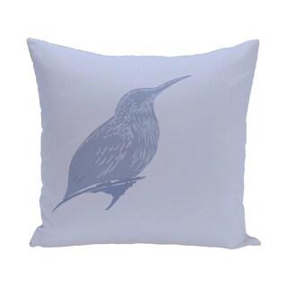 16 x 16-inch Colibri Animal Print Outdoor Pillow