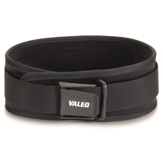 Valeo VCL4 Nylon 4-inch Competition Classic Lift Belt