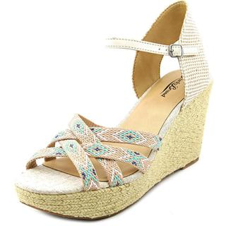 Lucky Brand Women's Mahima Tan Sandals