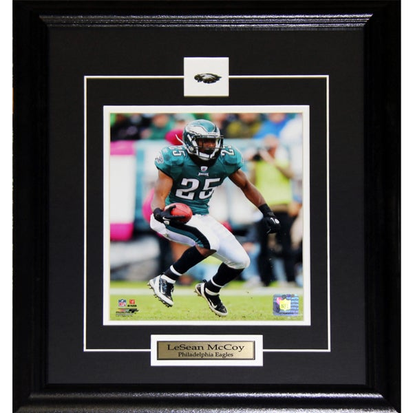 Philadelphia Eagles LeSean McCoy 8-inch x 10-inch Framed Picture
