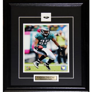 Philadelphia Eagles LeSean McCoy 8-inch x 10-inch Framed Picture
