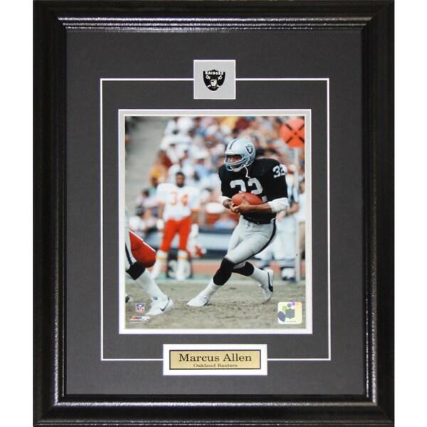Marcus Allen Oakland Raiders 8-inch x 10-inch Frame
