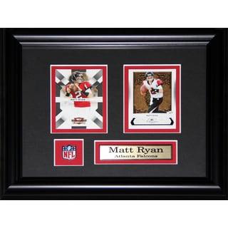 Matt Ryan Atlanta Falcons 2-card Frame