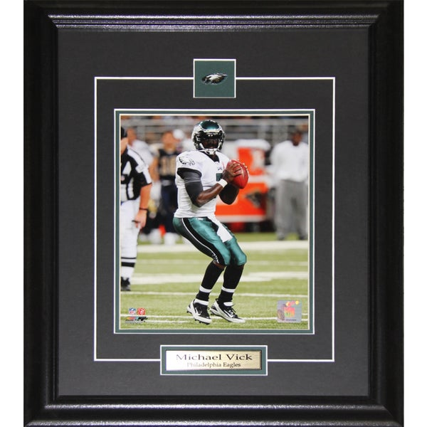 Michael Vick Philadelphia Eagles 8-inch x10-inch Framed Photo
