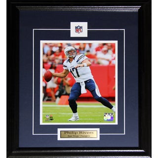 Phillip Rivers San Diego Chargers 8-inch x 10-inch Frame