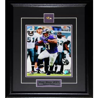 Shop Ray Rice Baltimore Ravens 8 Inch X 10 Inch Frame