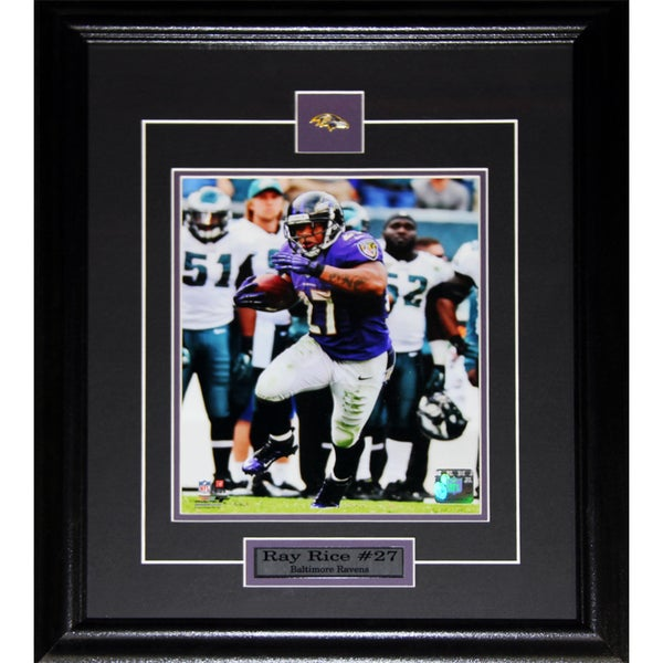 Ray Rice Baltimore Ravens 8-inch x 10-inch Frame