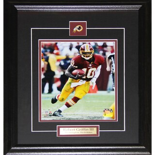 Washington Redskins Robert Griffin III 8-inch x 10-inch Framed Wall Plaque