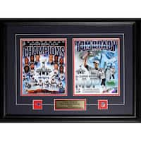Tom Brady New England Patriots Superbowl XLIX MVP 2-photo Frame