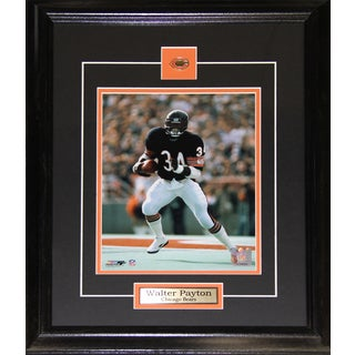 Walter Payton Chicago Bears Framed Photograph