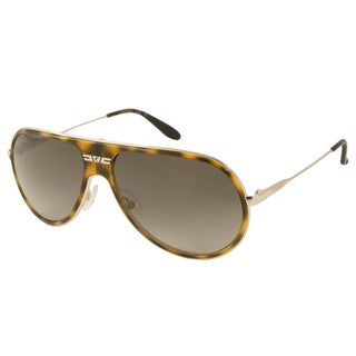 Carrera Carrera 89 Men's/ Unisex Aviator Sunglasses in Light Havana/Brown(As Is Item)