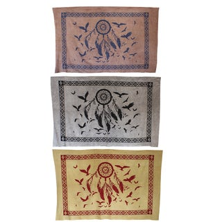 Dream Catcher Tapestry Wall Hanging (India)