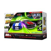 Max Traxxx Tracer Racer The Showdown RC Racing Set