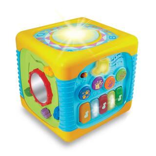 Winfun Music Fun Activity Cube - Multi-color