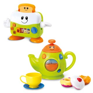 Winfun Toast 'N Fun & Sweet Tea Set
