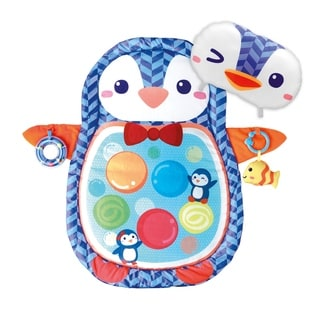 Winfun Penguin Sleepy Time Multicolored Playmat