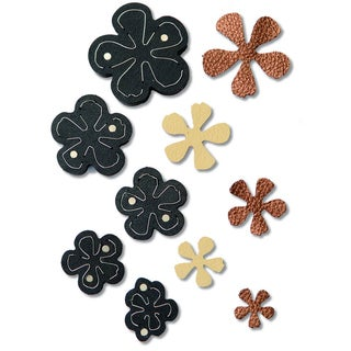 Sizzix Movers & Shapers Carnation Stack by Jill MacKay Magnetic Die Set