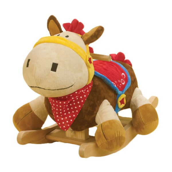 Rockabye Colt Horse Rocker