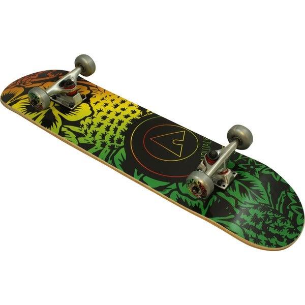 Airwalk Unreal Series Hawaiian 31-inch Skateboard
