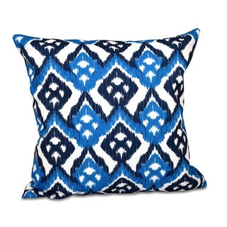 16 x 16-inch Hipster Geometric Print Outdoor Pillow