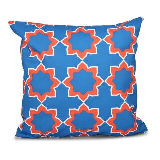 16 x 16-inch Bohemian 2 Geometric Print Outdoor Pillow