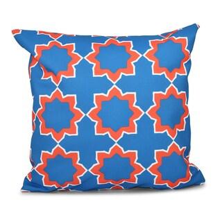 16 x 16-inch Bohemian 2 Geometric Print Outdoor Pillow