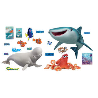 Fathead Finding Dory Collection
