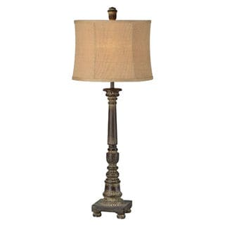 Forty West Titan Table Lamp 2 PC