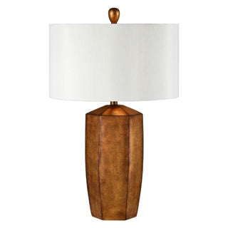 Forty West Amber Table Lamp 2 PC