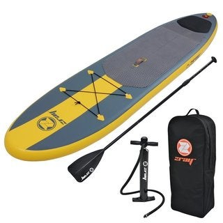 Zray 6-inch Thick 10'10 Paddle Board Inflatable SUP Package with Board, Pump, Paddle and Backpack Bag