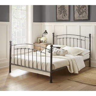 Sleep Sync Medina Metal Platform Bed