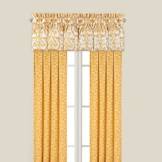 Florence Gold 80-inch Curtain Panel