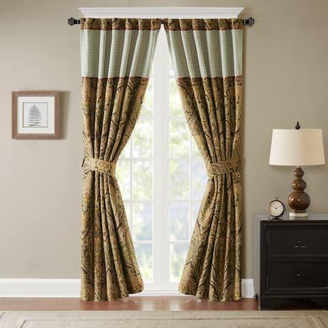 Hampton Hill Hampton Hill Canovia Spring Curtain Panel