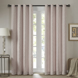 Hampton Hill Pathways Cream Curtain Panel